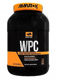 Basic Line WPC - Amarok Nutrition 1000 g American Cookies