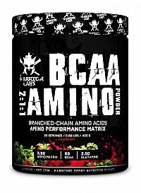 BCAA Amino Powder - Warrior Labs 400 g Blueberry