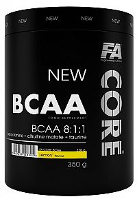 BCAA CORE 8: 1: 1 od Fitness Authority 350 g Cranberry Apple