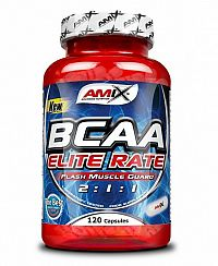 BCAA Elite Rate 2: 1: 1 - Amix 120 kaps.