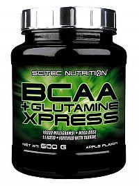 BCAA + Glutamine Xpress od Scitec 600 g Fruity Bubblegum