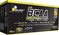 BCAA Mega Caps 1100 - Olimp 300 kaps. dóza