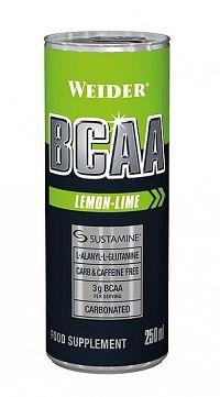 BCAA RTD - Weider 250 ml. Lemon-Lime