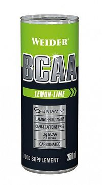 BCAA RTD - Weider 250 ml. Red Berries