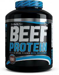 Beef Protein - Biotech USA 500 g sáčok Jahoda