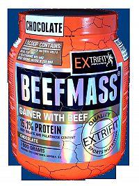 Beefmass Gainer - Extrifit 1500 g Vanilka+Karamel