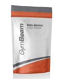 Beta-Alanin - GymBeam 500 g