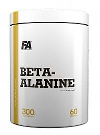 Beta-Alanine od Fitness Authority 300 g Grapefruit+Raspberry