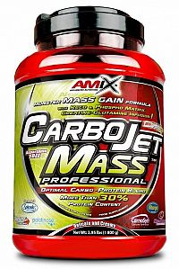 CarboJet Mass Professional - Amix 1800 g Vanilka