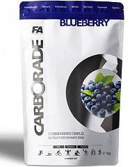 Carborade - Fitness Authority 1,0 kg Jahoda