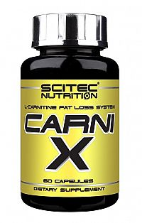 Carni-X - Scitec 60 kaps