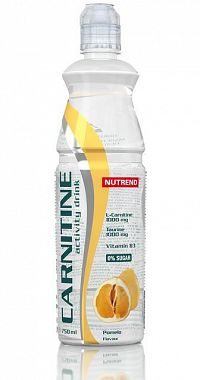 Carnitin Activity Drink od Nutrend 1ks/750ml Ostružina+Limetka
