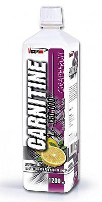 Carnitine L-160 000 - Vision Nutrition 1200 ml Cherry