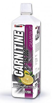 Carnitine L-160 000 - Vision Nutrition 1200 ml Malina