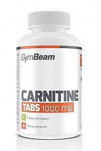 Carnitine Tabs 1000 mg - GymBeam 100 tbl.
