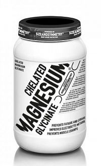 Chelated Magnesium - Sizeandsymmetry 100 kaps.