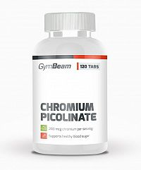 Chromium Picolinate - GymBeam 120 tbl.