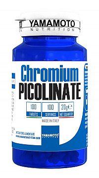 Chromium Picolinate - Yamamoto 100 tbl.