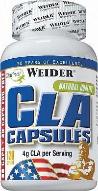 CLA Capsules - Weider 120 kaps.
