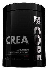 Crea Core od Fitness Authority 350 g Strawberry-Aloe