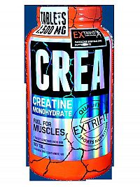 Crea Creatine monohydrate Tablety - Extrifit 180 tbl.