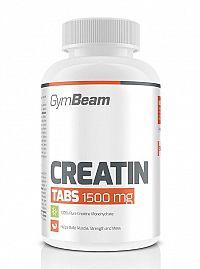 Creatin Tabs 1500 mg - GymBeam 200 tbl.