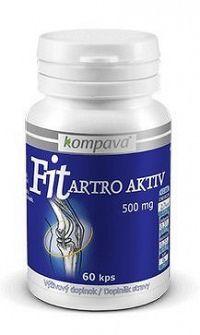 Fit Artro Aktiv - Kompava 60 kaps