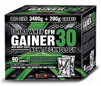 Gainer 30 od Vision Nutrition 3,6 kg Mix