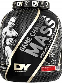 Game Changer Mass - DY Nutrition 3000 g Strawberry