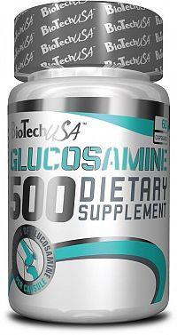Glucosamine 500 - Biotech USA 60 kaps