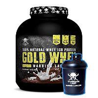Gold Whey - Warrior Labs 1800 g Milk Chocolate