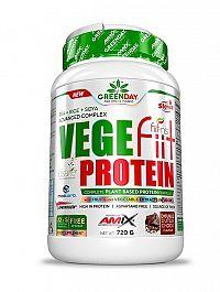 Greenday Vegefiit Protein - Amix 720 g Double chocolate