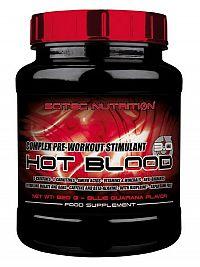 Hot Blood 3.0 - Scitec 820 g Guarana