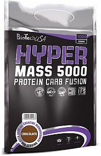Hyper Mass 5000 - Biotech USA 1000 g Karamel+Kapučíno
