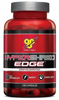 Hyper Shred Edge - BSN 100 kaps.