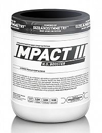 Impact NO Booster - Sizeandsymmetry 400 g Sea Buckthorn
