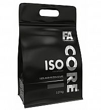 ISO Core od Fitness Authority 2270 g Chocolate