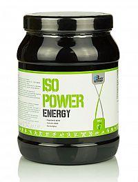 Iso Power Energy - Body Nutrition 480 g Citrón