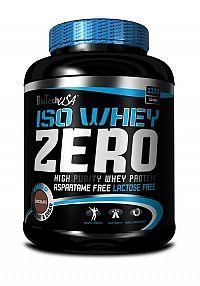 ISO Whey ZERO od Biotech USA 500 g sáčok Citrónovo-tvarohový koláč