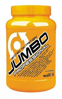 Jumbo Professional od Scitec 6480 g Malina