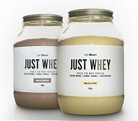 Just Whey - GymBeam 1000 g White Chocolate Coconut