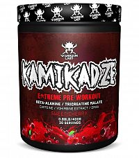 Kamikadze - Warrior Labs 13 g (1 dávka) Citrus Fruits