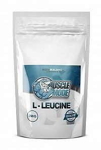 L-Leucine od Muscle Mode 250 g Neutrál