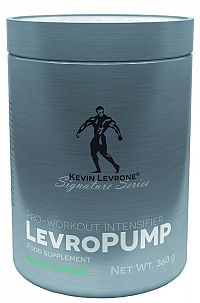 Levro Pump - Kevin Levrone 360 g Raspberry