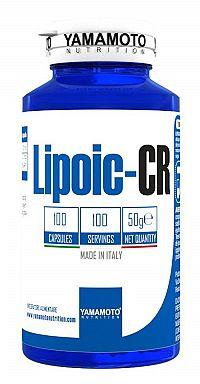 Lipoic-CR - Yamamoto 100 kaps.