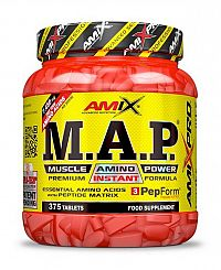 MAP Muscle Amino Power - Amix 375 tbl.