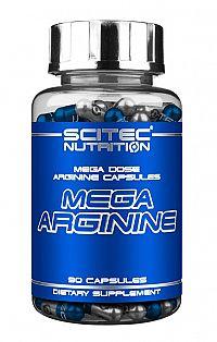 Mega Arginine - Scitec 140 kaps.