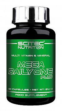 Mega Daily One Plus - Scitec 60 kaps.