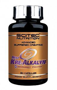 Mega Kre-Alkalyn - Scitec 120 kaps.