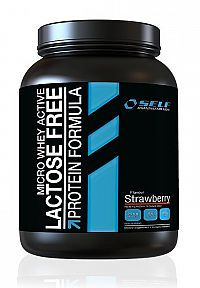 Micro Whey Active Lactose Free od Self OmniNutrition 1000 g Vanilka